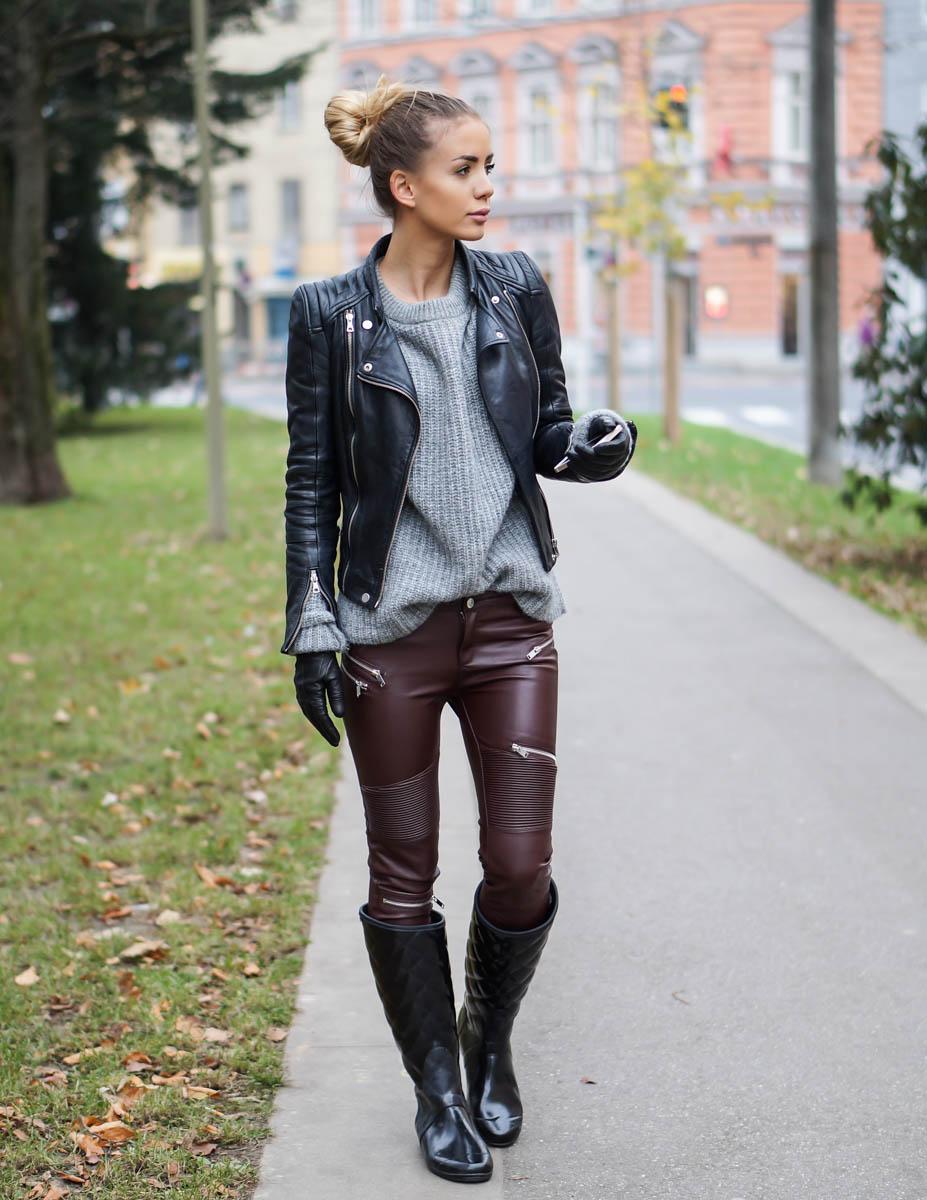 Zara hose biker